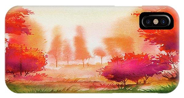 Autumn Delight IPhone Case