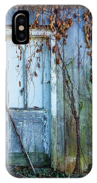 Autumn Door IPhone Case