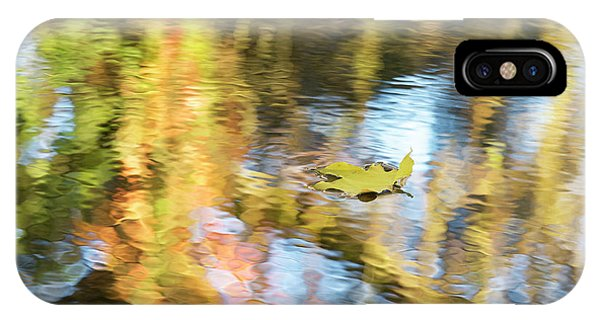 Autumn Drift Phone Case by Tim Gainey