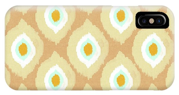 Pattern iPhone Case - Autumn Ikat- Art By Linda Woods by Linda Woods