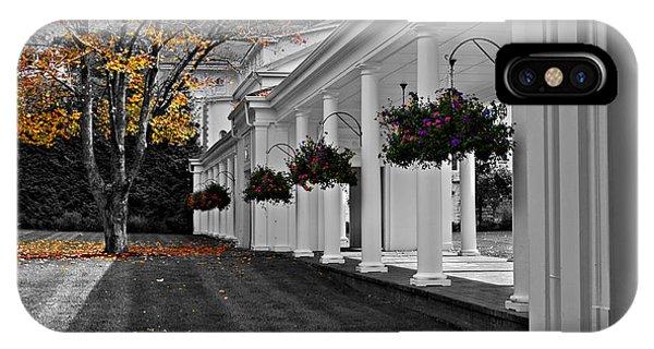 Autumn In Bath County Virginia IPhone Case
