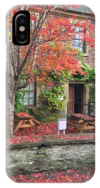Autumn In Dunblane IPhone Case