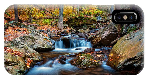 Autumn In New York IPhone Case