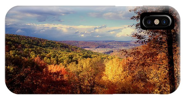 Catoctin Mountain Park iPhone Case - Autumn In The Catoctins by Mountain Dreams