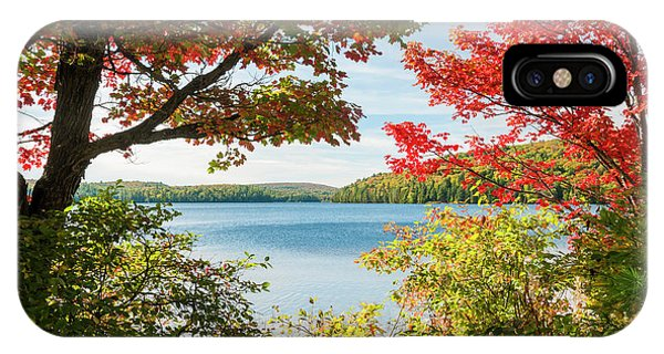 iPhone Case - Autumn Lake by Elena Elisseeva