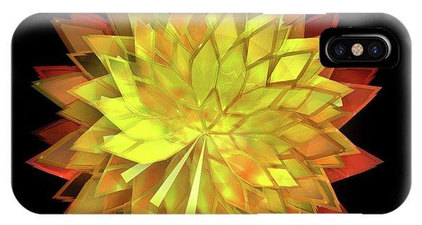iPhone Case - Autumn Leaves - Composition 4 by Jules Gompertz