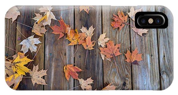Autumn Leaves Fall IPhone Case