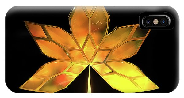 Autumn Leaves - Frame 200 IPhone Case
