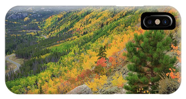 Autumn On Bierstadt Trail IPhone Case
