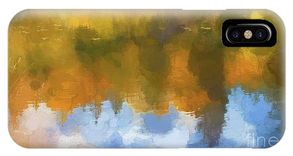 IPhone Case featuring the photograph Autumn Reverie by Bitter Buffalo Photography