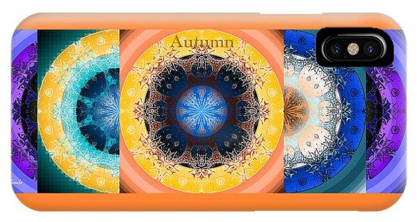 Autumn Season IPhone Case