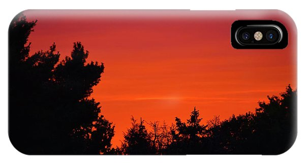 Autumn Sunrise IPhone Case