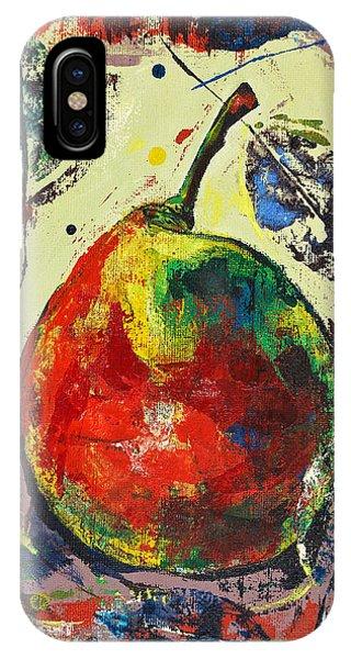 Autumn Swirl IPhone Case
