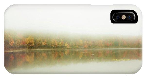 Autumn Symmetry IPhone Case