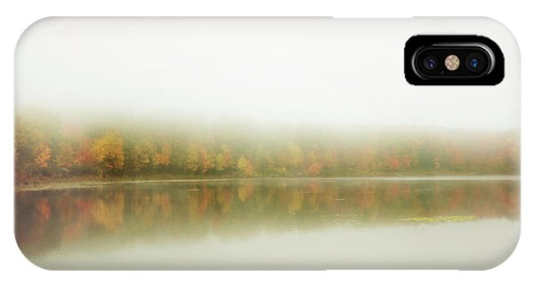 Autumn Symmetry IPhone Case