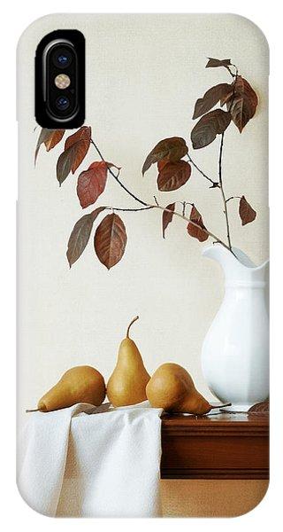 Autumn Tableau IPhone Case