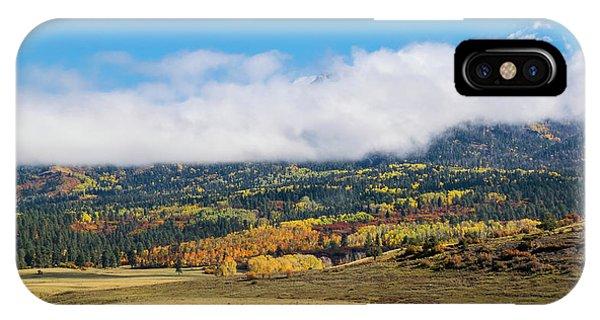 Autumn Veil IPhone Case
