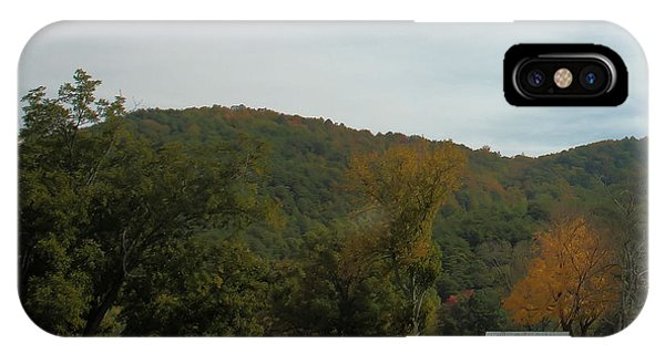 Autumnfall IPhone Case
