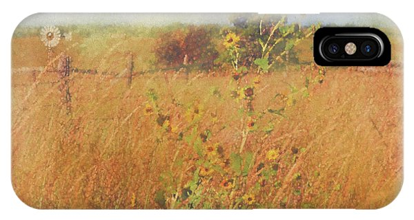 IPhone Case featuring the photograph Autumn's Breath by Anna Louise