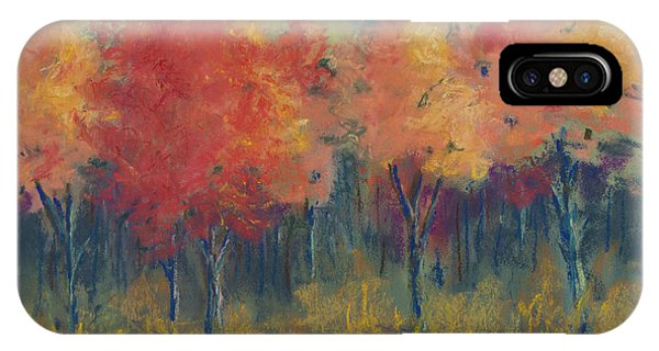 Autumn's Glow IPhone Case