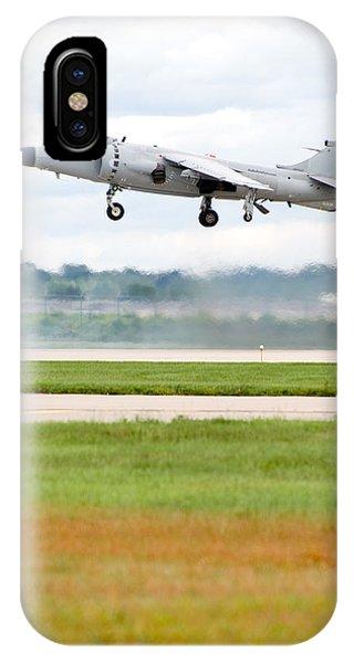 Av-8 Harrier IPhone Case