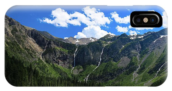 Avalanche Lake IPhone Case