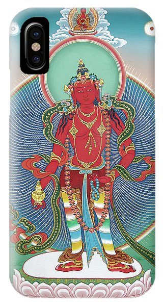 Avalokiteshvara Korwa Tongtrug IPhone Case