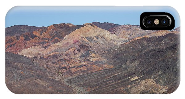 IPhone Case featuring the photograph Avawatz Mountain by Jim Thompson