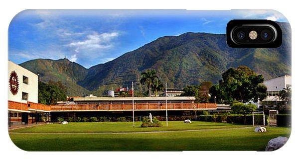 Avila Desde Colegio San Ignacio 2 IPhone Case
