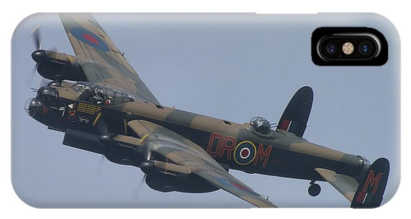 Avro Lancaster B1 Pa474  IPhone Case
