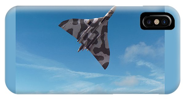 Avro Vulcan -1 IPhone Case