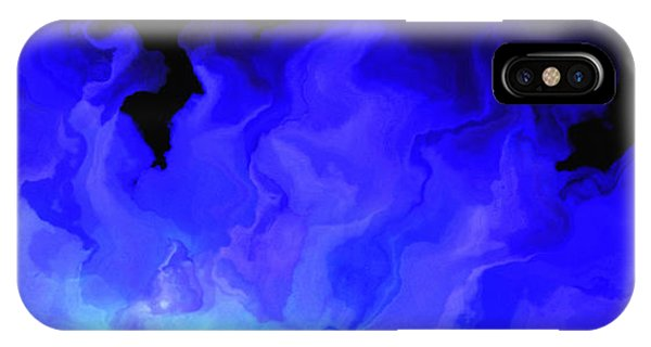 Awake My Soul - Abstract Art IPhone Case