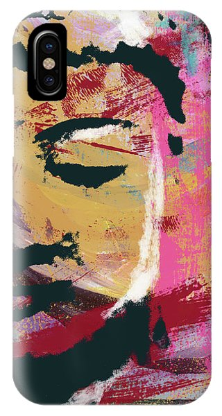 Spirituality iPhone Case - Awakened Buddha 3- Art By Linda Woods by Linda Woods