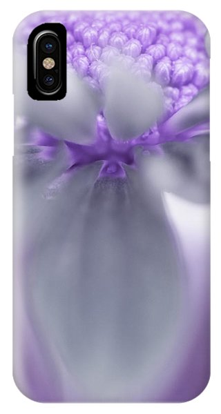 Awashed In Lavender IPhone Case