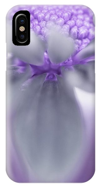 IPhone Case featuring the photograph Awashed In Lavender by John De Bord
