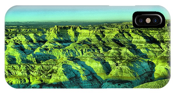 Middle Of Nowhere iPhone Case - Awesome New Mexico Landscape by Jeff Swan
