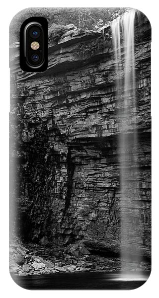 Awosting Falls In Spring #4 IPhone Case