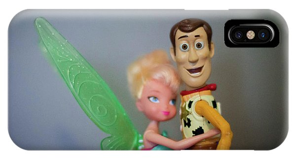 Awww Tink IPhone Case