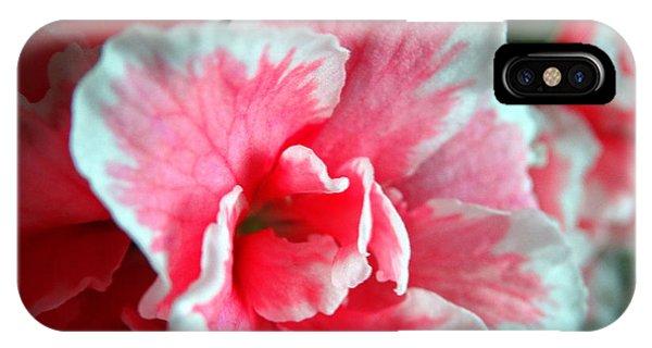 Azalea Close-up IPhone Case