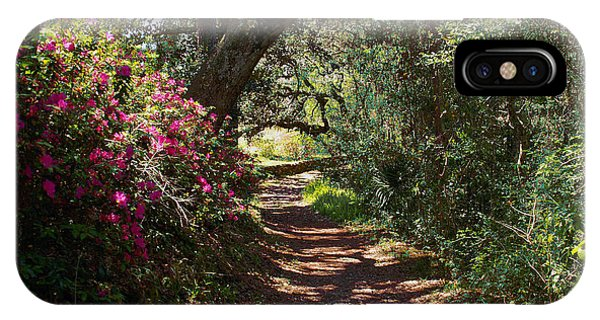 Azalea Path  IPhone Case