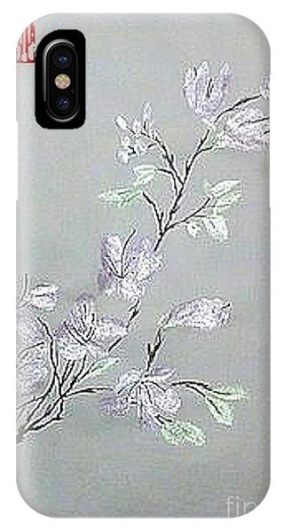 Azaleas Blooming IPhone Case