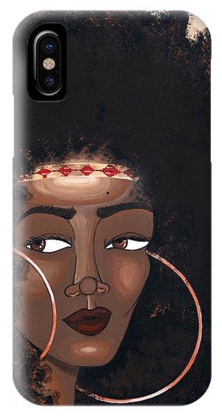 Azima IPhone Case