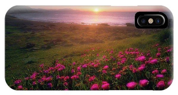 Azkorri In Springtime IPhone Case