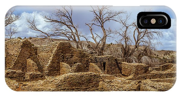 Aztec Ruins, New Mexico IPhone Case