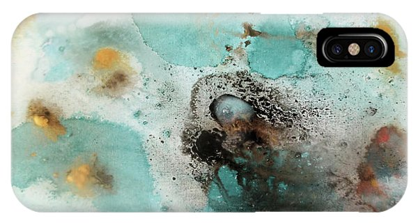 Azure Waters By V.kelly IPhone Case