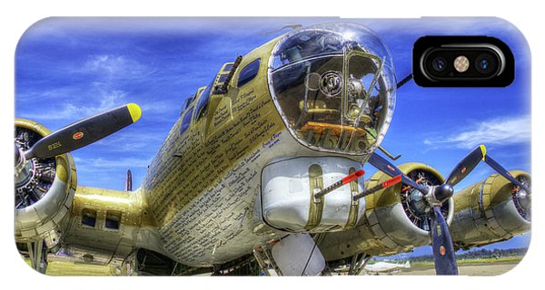 B-17 IPhone Case
