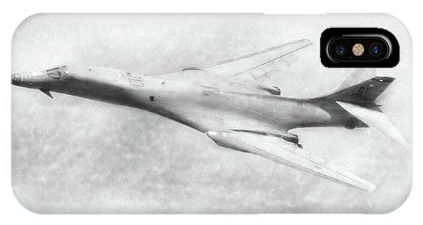 B-1b Lancer IPhone Case