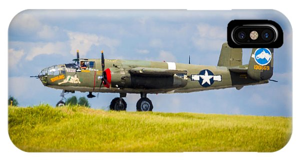 B-25 Landing Original IPhone Case