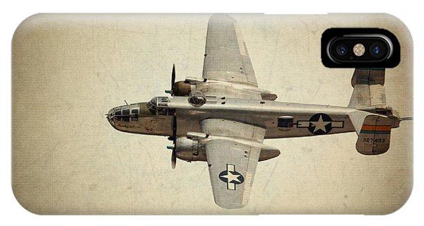 B-25j    Miss Mitchell IPhone Case