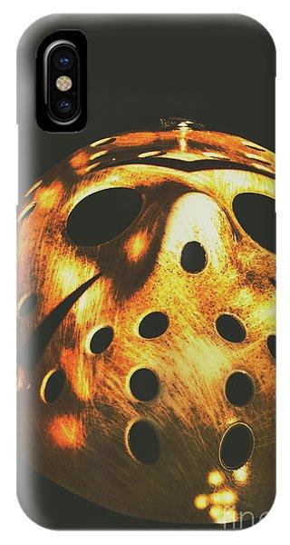 Hockey iPhone Case - B Grade Madness by Jorgo Photography - Wall Art Gallery